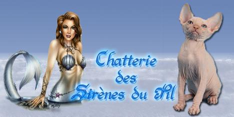 Chatterie des Sirenes du Nil